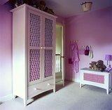 Plakfolie knopen roze (45cm)_