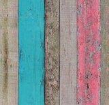 Plakfolie sloophouten planken (45cm) _