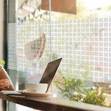 Raamfolie beton wit voor HR++ glas (90cm)_