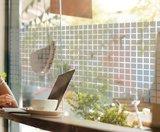 Raamfolie beton grijs voor HR++ glas (90cm)_