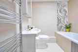 Foto tegelsticker 15x15 'Barok luxury' 90x30 cm hxb_