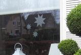 Kerst sticker - Sterren_