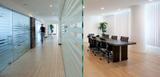 Breed statisch raamfolie office strepen (90cm)_