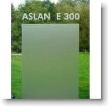 Aslan raamfolie gezandstraald EL300 (47cm breed)_
