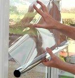 zonwerend raamfolie hr++ glas