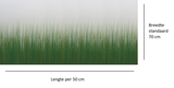 Lineafix statisch raamfolie Gras (70cm)_