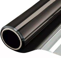 Zonwerend raamfolie voor HR++ glas (steel) 90cm