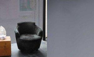Zonwerende raamfolie statisch 90cm (donkergrijs)