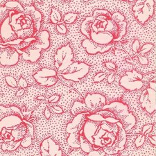 Plakfolie roos rood (45cm)