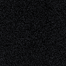 Velours plakfolie zwart Gekkofix (45cm)