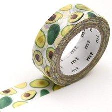 MT Masking tape avocado