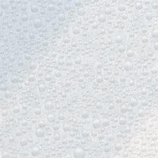 550cm aan coupons: Raamfolie waterdruppels (45cm breed)