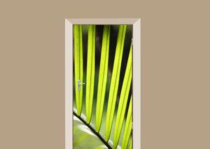Deursticker palmblad