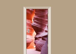 Deursticker Antelope canyon