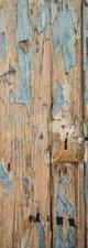 SALE: Deursticker oude deur 70x196cm (BxL)
