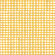 Plakfolie ruitje geel (45cm)