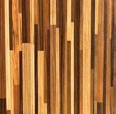 Plakfolie hout stroken structuur (45cm)
