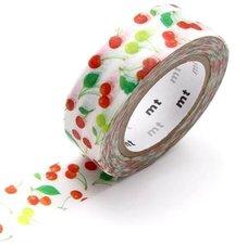 MT Masking tape cherries kersen