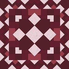 Tegelstickers Arabische tegels Tadmur c5