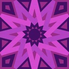 Tegelstickers Arabische tegels Tétouan c3
