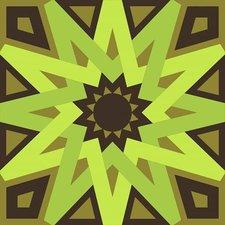 Tegelstickers Arabische tegels Tétouan c4