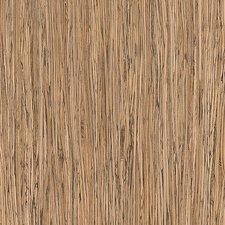 Plakfolie zebranohout mat (122cm breed)