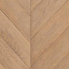 Plakfolie visgraat parket mat (122cm breed)
