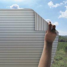 Statisch raamfolie screens 46cm (geschikt voor dubbel, HR+ en HR++ glas)