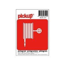 Pictogram sticker Plaats van het blusmiddel