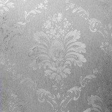 Statisch raamfolie barok print
