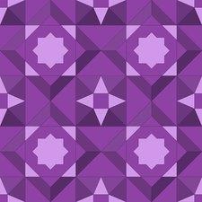 Tegelstickers Arabische tegels Hama c4