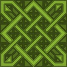 Tegelstickers Arabische tegels Taza c3