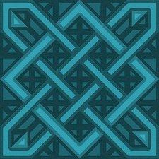 Tegelstickers Arabische tegels Taza c2