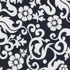 Plakfolie barok zwart
