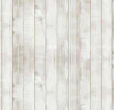 Plakfolie Lola cabane white wash 300x45cm