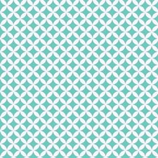 Plakfolie Elliot turquoise