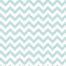 Plakfolie zigzag lichtblauw