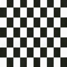 Plakfolie dambord zwart/wit