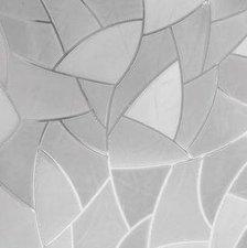 Statisch raamfolie glasmozaiek