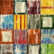 Plakfolie geschilderd hout