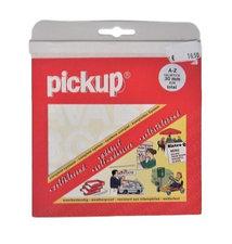 Plakletters en plakcijfers wit Pick-up 30 mm