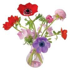 Raamsticker flat flowers veldboeket