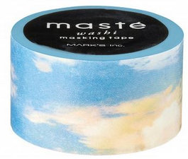Masking tape Masté vanilla sky