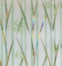 Lineafix statisch raamfolie bamboe panda