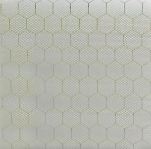 lineafix statisch raamfolie honingraat