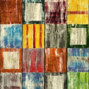 plakfolie geschilderd hout 90cm