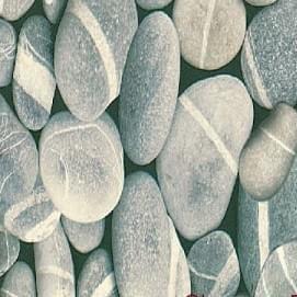 plakfolie stenen kiezels