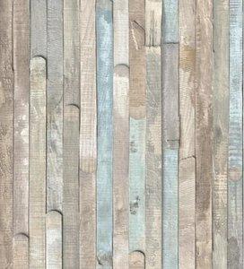 Plakfolie steigerhout (45cm)