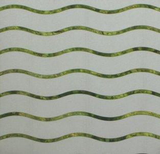 statisch raamfolie wave golven 90cm