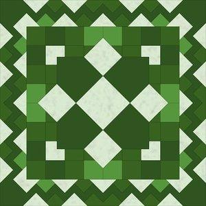 Tegelstickers Arabische tegels Tadmur c4
